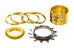 Reverse Single Speed Kit cassette goud
